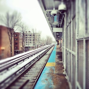 Chicago Red Line - Morse