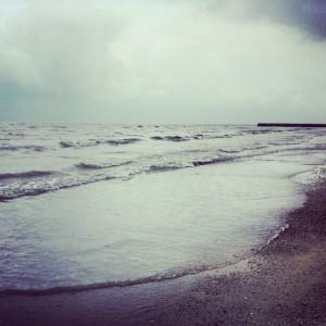 December = Beach