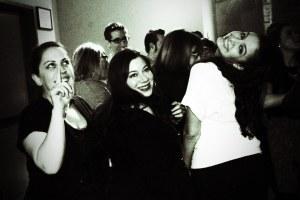 Melissa, Katie, Andrea